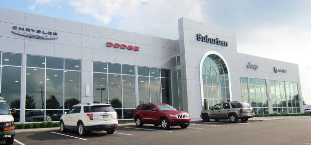 Suburban Chrysler Dodge Jeep Ram of Farmington Hills, Farmington Hills, MI, 48335