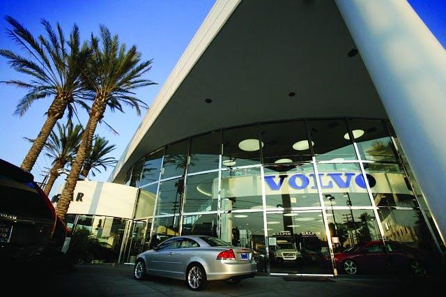 Galpin Volvo, Van Nuys, CA, 91406