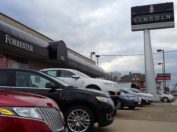 Forrester Lincoln, Chambersburg, PA, 17201