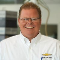RJ Johnson at Suburban Chevrolet