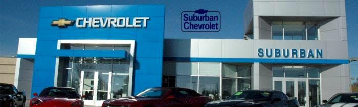 Suburban Chevrolet, Eden Prairie, MN, 55344