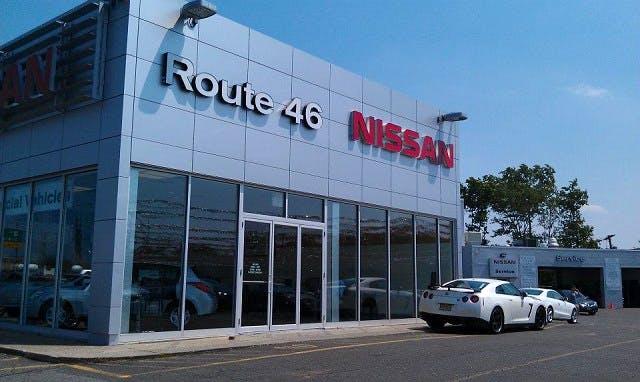 Route 46 Nissan, Totowa, NJ, 07512