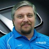 Randy Catey at Hughes Honda