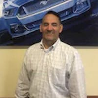Roberto Rodriguez  at Park City Ford