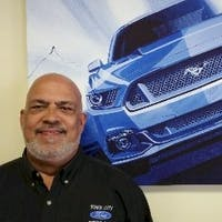 Louis Carrasquillo at Park City Ford