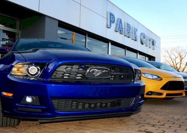 Park City Ford, Bridgeport, CT, 06606