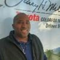 JB Burrows at Larry H. Miller Toyota Colorado Springs