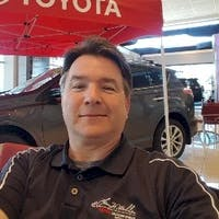 Jeff Patterson at Larry H. Miller Toyota Colorado Springs