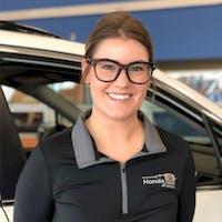 Erica Tunink at Honda of Lincoln
