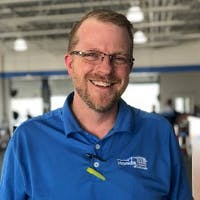 Darrin Curry at Honda of Lincoln - Service Center
