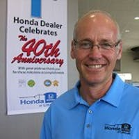 Greg Hoag at Honda of Lincoln