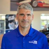 Mark  Borchardt at Honda of Lincoln