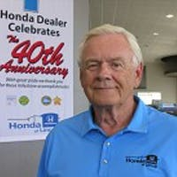 Larry Ellerbeck at Honda of Lincoln