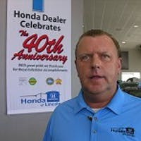 Scott Reineke at Honda of Lincoln