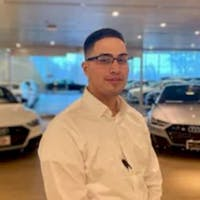 Chris Lopez at Audi Morton Grove