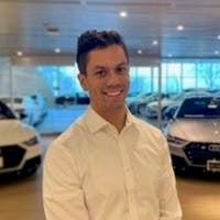 Dominick Santana at Audi Morton Grove