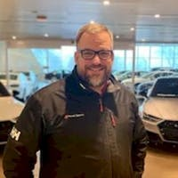 Randy Scarbro at Audi Morton Grove