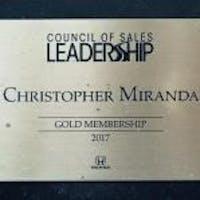 Christopher Miranda at Sloane Honda