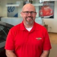 Matt Hampton at Dean Team Subaru Volkswagen