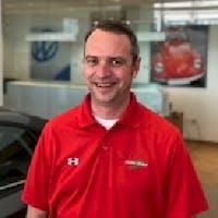 Richard Gotsch at Dean Team Subaru Volkswagen