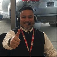 Hector Amaya at Priority Toyota Springfield