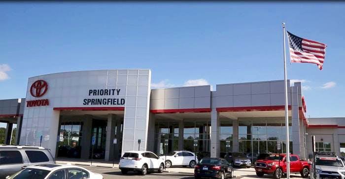 Priority Toyota Springfield, Springfield, VA, 22150