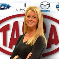 Kaylee Prete at Tasca Automotive Group