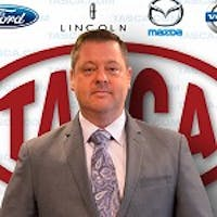 Kevin Barry at Tasca Automotive Group