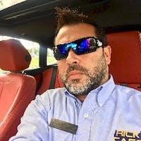 Julio Arango at Rick Case Hyundai Davie