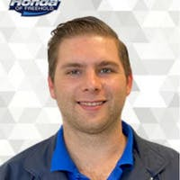 Jake Hendricks at Honda of Freehold - Service Center