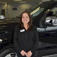 Courtney Johnson at Koch Bethlehem Ford