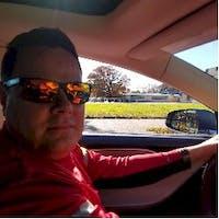 Luiz Braga at Philly Auto