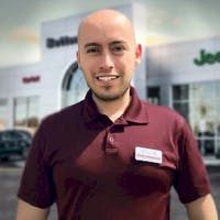 Joseph Ruiz at Bettenhausen Chrysler Dodge Jeep Ram
