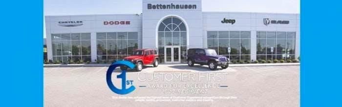 Bettenhausen Chrysler Dodge Jeep Ram, Tinley Park, IL, 60477