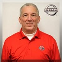 Gary Desabato at Woodbury Nissan