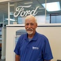 Bill Hunt at Palmetto Ford Lincoln