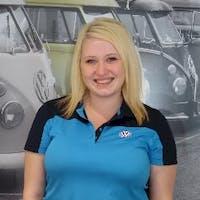 Hannah Chayka at Volkswagen of Gainesville