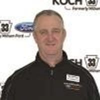 Bill Kammetler at Koch 33 Ford