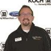Todd Allen at Koch 33 Ford