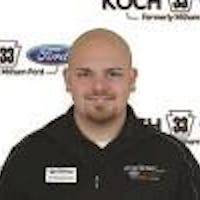 Ryan Valiente at Koch 33 Ford