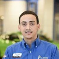 Angel  Ramirez at Atlantic Honda
