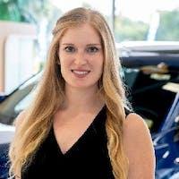Sarah Strauch at Atlantic Honda
