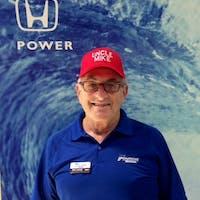 Mike Leopold at Atlantic Honda