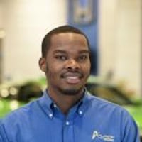 Tajmel Reid-Jacobs at Atlantic Honda