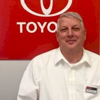 John Pritts at DCH Toyota City