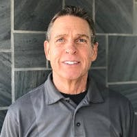Mike  Pickett at Heuberger Subaru