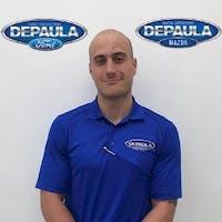 Kyle Degonzague at DePaula Ford