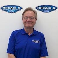 Carl Brickley at DePaula Ford