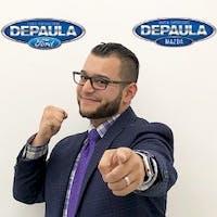 Albert Rodriguez at DePaula Ford