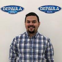 Danny Mojica at DePaula Ford